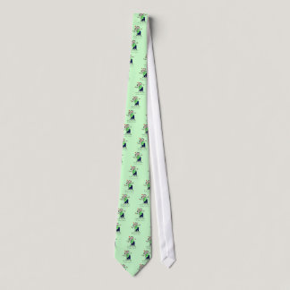 Dancing with N.E.D. - Kidney Cancer Tie