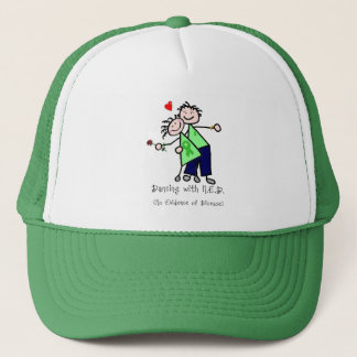 Dancing with N.E.D. - Kidney Cancer Trucker Hat