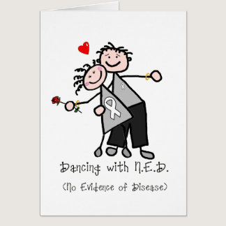 Dancing with N.E.D. - Lung Cancer Card