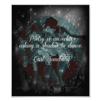 Dancing with Shadows Photo Art
