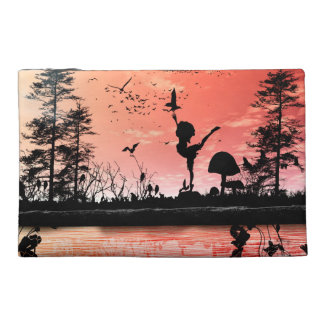 Dancing with the birds travel accessories bag