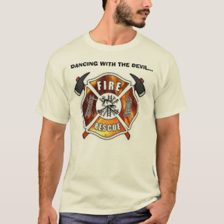 Dancing with the Devil T-Shirt