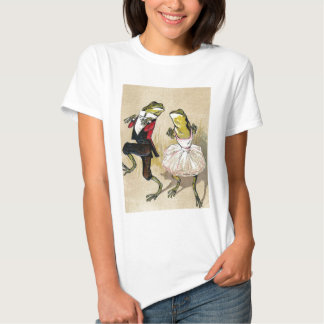 Dancing With the Frogs T Shirt