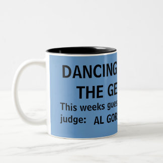 Dancing With the Geeks - a GEEK TV mug