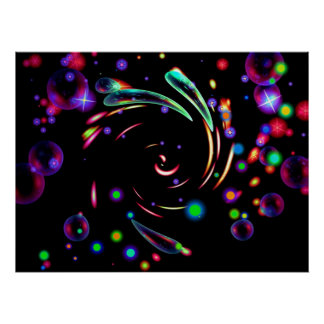 Dancing with The Pleiades Print
