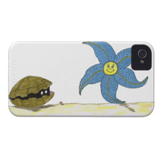 Dancing with the Starfish Case-Mate iPhone 4 Case