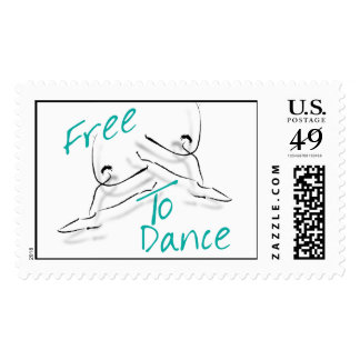 Dancing with the stars postage