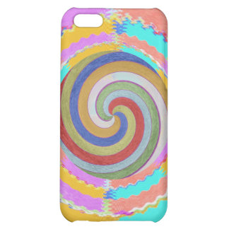 Dancing with Waves iPhone 5C Case