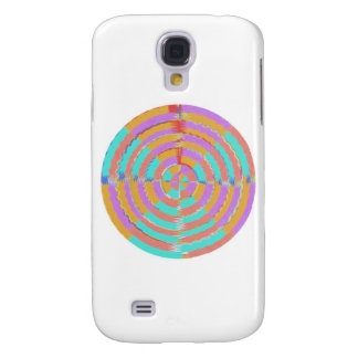 Dancing with Waves Samsung Galaxy S4 Cover