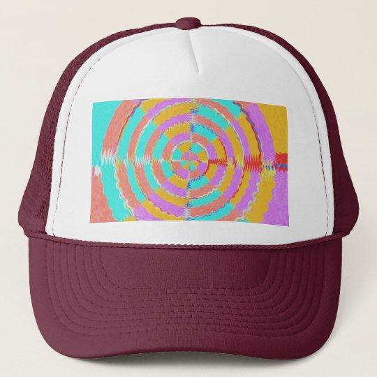 Dancing with Waves Trucker Hat