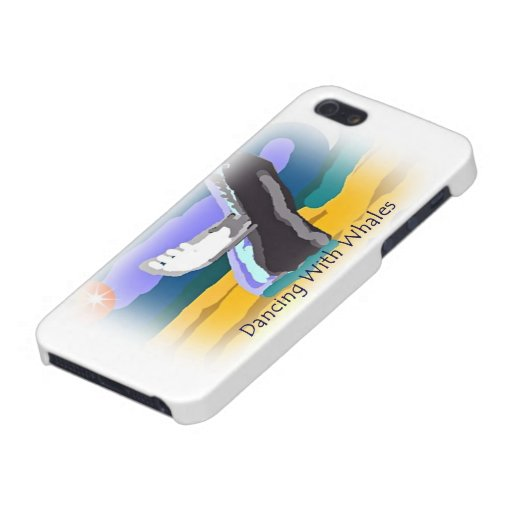 Dancing with Whales Iphone5 Case Covers For iPhone 5