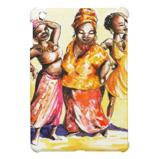 Dancing women iPad mini cases