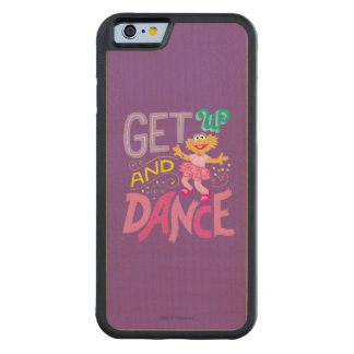 Dancing Zoe Carved® Maple iPhone 6 Bumper Case