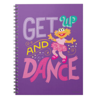 Dancing Zoe Notebook