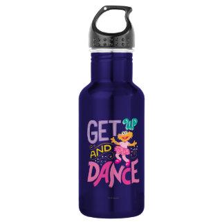 Dancing Zoe Stainless Steel Water Bottle