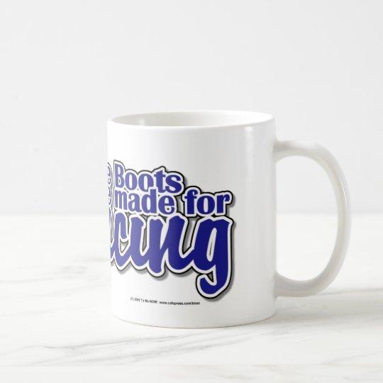 DancingBoots Coffee Mug