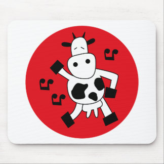 DancingCow11 Mouse Pad