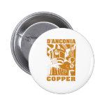 d'Anconia Copper / Copper Logo Buttons