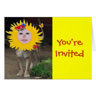 Dandee Lyon, You're Invited Card
