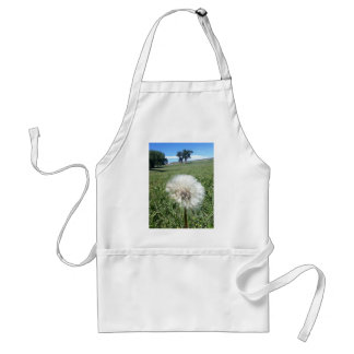 dandelion adult apron