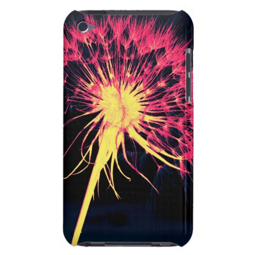 dandelion barely there iPod covers