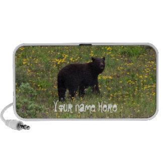 Dandelion Bear; Customizable Travelling Speaker
