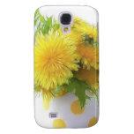 Dandelion Bouquet Galaxy S4 Covers
