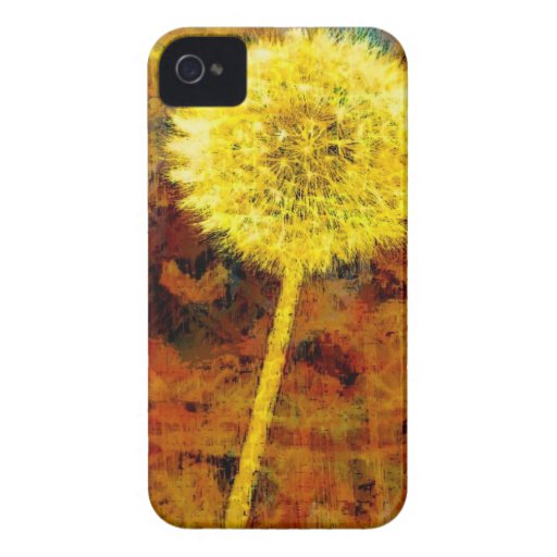 Dandelion iPhone 4 Case-Mate Case