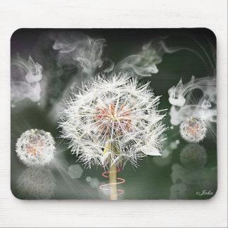 Dandelion Clock: Mousepad