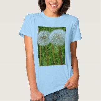 Dandelion Clocks T-Shirt