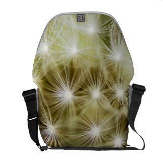 Dandelion Close up Courier Bag