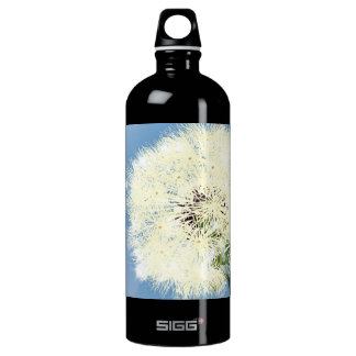 Dandelion Closeup Water Bottle