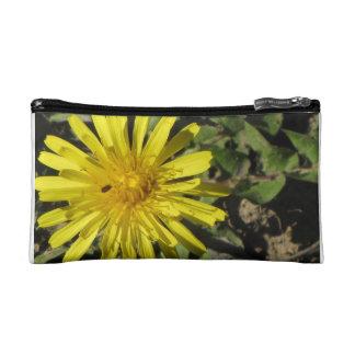 Dandelion cosmetic bag
