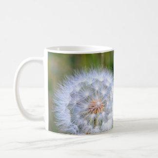 Dandelion Detail Coffee Mug