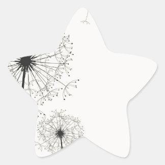 Dandelion Dream 2 Star Sticker
