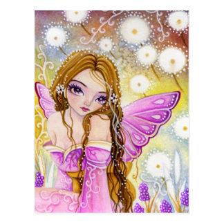 Dandelion Dream - Postcard