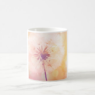 Dandelion Dreams Coffee Mug
