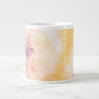 Dandelion Dreams Giant Coffee Mug