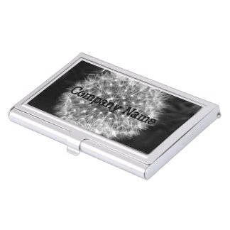 Dandelion Fuzz Business Card Case