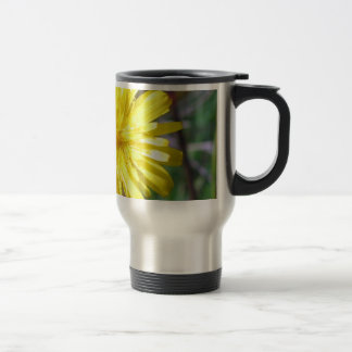 Dandelion Glow Coffee Mugs