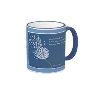 Dandelion - Haiku Coffee Mug