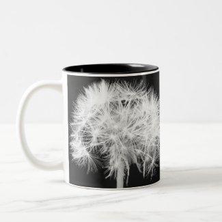Dandelion Haiku Mug mug