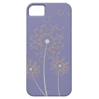 Dandelion In the Wind Artistic and Beautiful iPhone 5 Cases