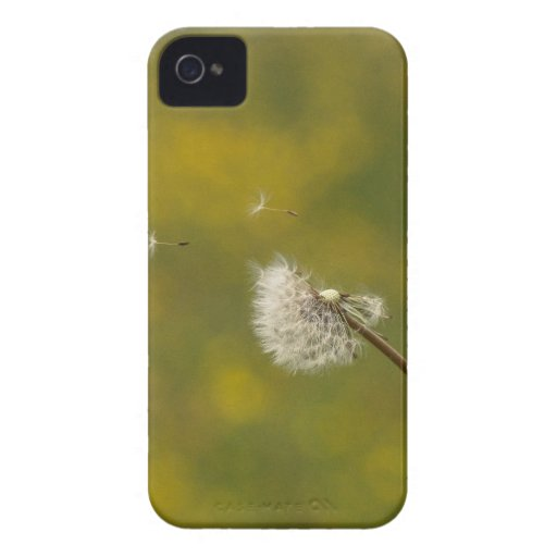 Dandelion in the wind iPhone 4 Case-Mate cases