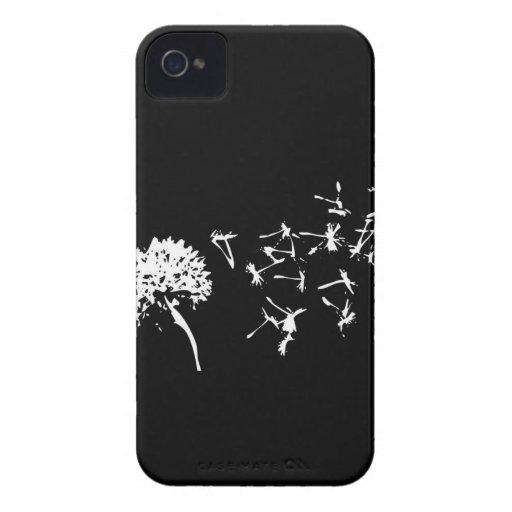 Dandelion iPhone Case Case-Mate iPhone 4 Cases