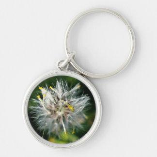 dandelion key chain