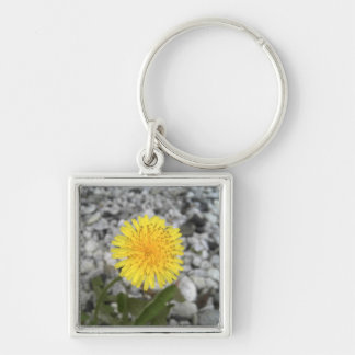 Dandelion Keychain