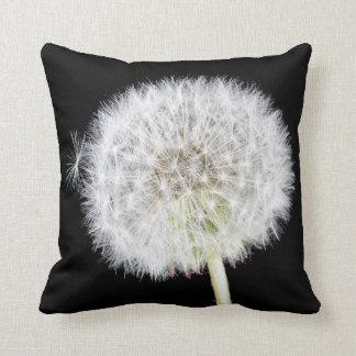 Dandelion Lust Throw Pillow