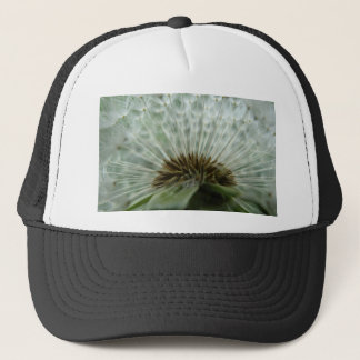 Dandelion Macro Trucker Hat