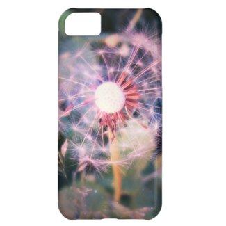 Dandelion Magic Cover For iPhone 5C
